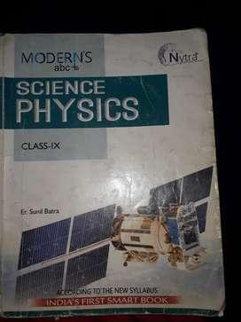 Physics book class 9