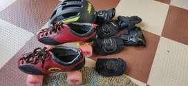 Skate Kit (professional Shoes) for Kids helmet Knee & Elbow Protection