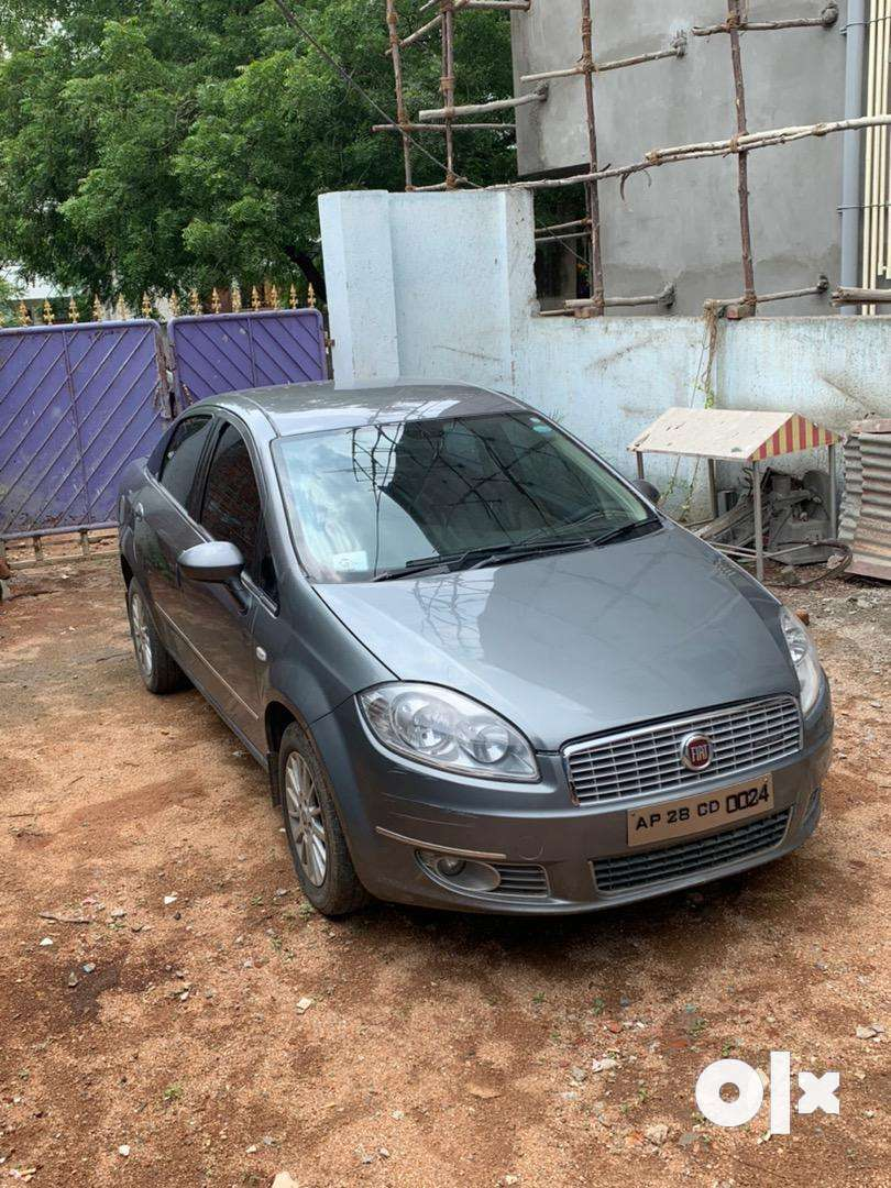 Fiat Linea 2009 Diesel Well Maintained