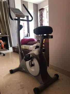 Propel Fitness Gym Cycle - Exercise Bike