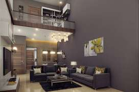 4 BHK Luxury Duplex at Goyal Flower City