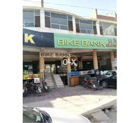 Shop in Chadni Chowk near Bank of Punjab of size 11by36 2 marla