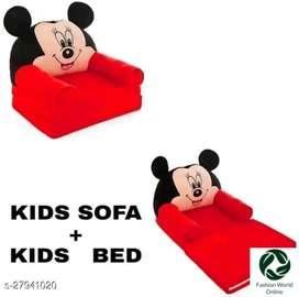 Kids sofa + kids bed