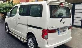 Nissan Evalia XV, 2014, Diesel
