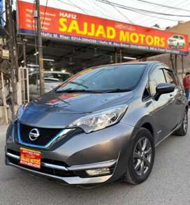 Nissan Note E-Power X Hybrid Model 2016 Import 2019