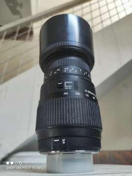 70-300MM Condition 10/8