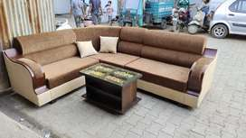 No 482822 l shape sofa