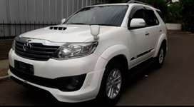 Fortuner vnt trd 2013 manual