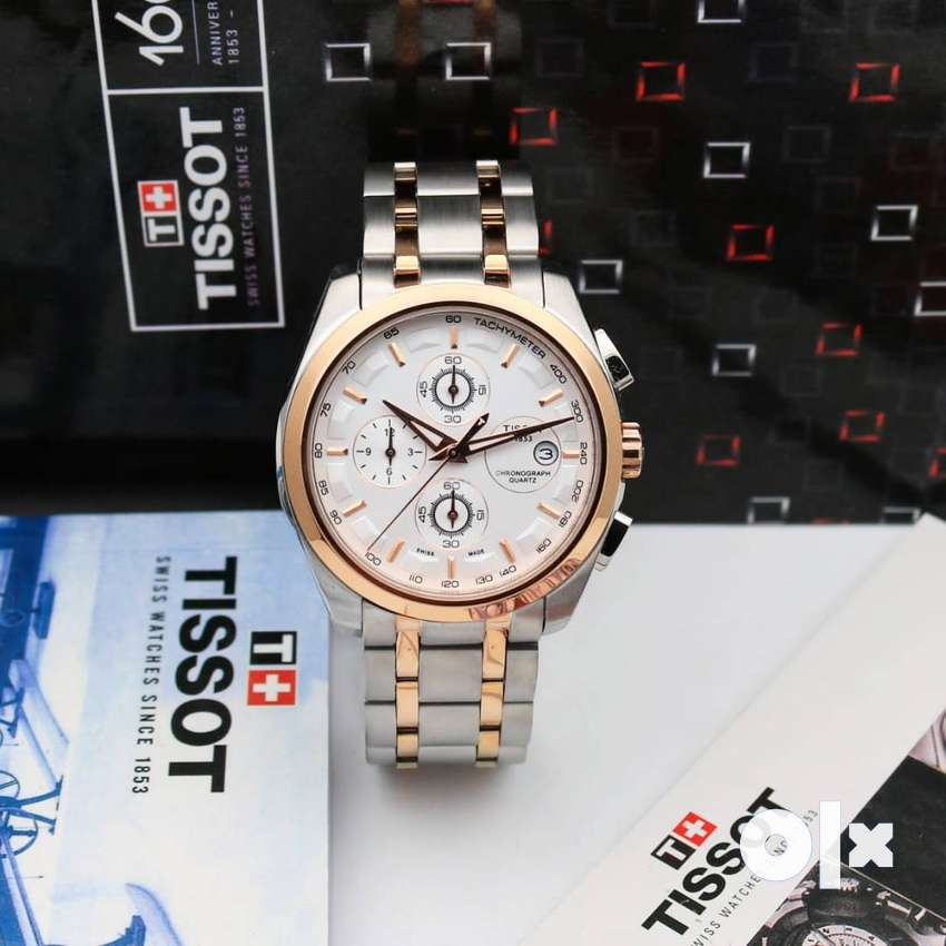 Tissot chain branded packed watches CASH ON DELIVERY price negotiable. 0