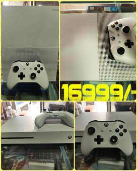 Xbox one S Pre-owned good condition at HitechGamez-in