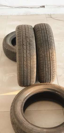 I want to sale Dunlop tyres 3 size 155-65-14