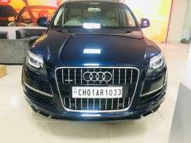 Audi Q7 3.0 TDI quattro Technology Pack, 2013, Diesel
