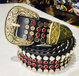 Leather Belts Available Imported Belts