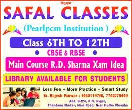 Need Math , Physics , Chemistry and Commerce Teachers