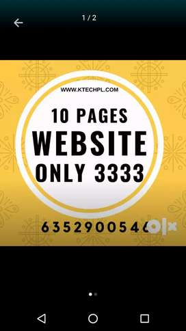 Photography website only @ 5555