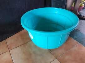 New Tub unused