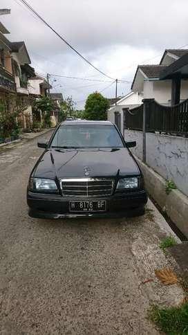 Mercedes benz c200 manual th 1997