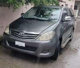 2010 model Toyota Innova in good condition