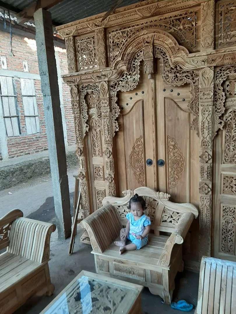 anis cuci gudang pintu gebyok gapuro jendela rumah masjid musholla 0
