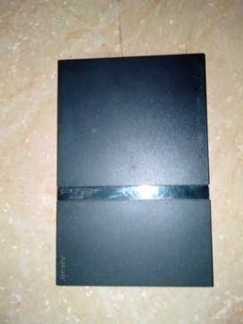 PS2 slim in good condition.