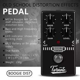 Twinote Boogie Distortion ala Throttlebox