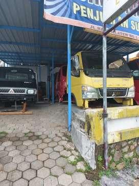 Aneka kabin truk medium