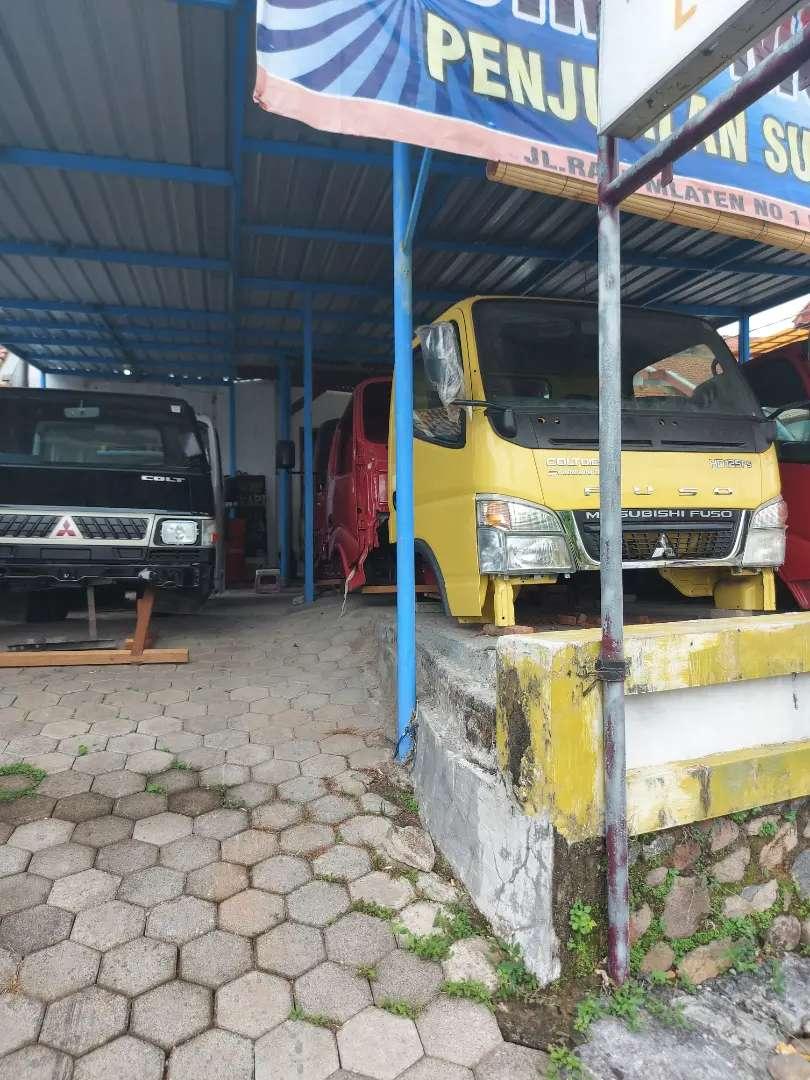 Aneka kabin truk medium 0