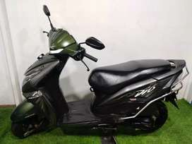 2019 Honda Dio (0461) single owner vechile at good condition.