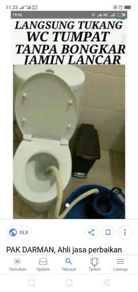 Tukang wc tumpat , sedot WC , saluran Tumpat .