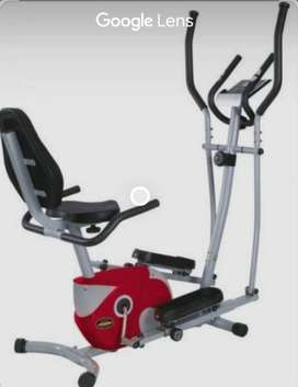 Fresh and new Magnetic advanced cross trainer elliptical