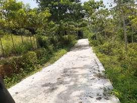 Dijual lahan 400 meter cocon untuk villa