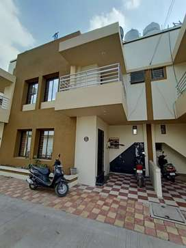 3 BHK Duplex, unfurnished, ready to move position