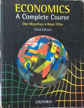 Economics- A Complete Course (3rd edition) by Oxford publishers