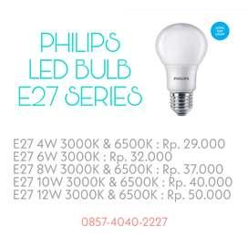 Philips LED Bulb E27