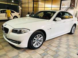 BMW 5 Series 520d Sedan, 2012, Diesel