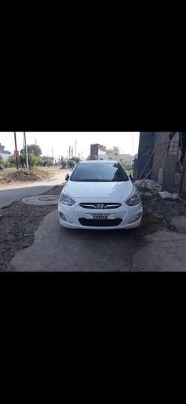 Hyundai Verna 2014 Diesel Good Condition