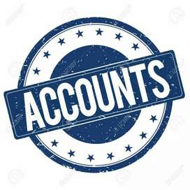 Data Entry,Account assistance Etc