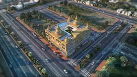 Elanza Mall and Residency in Gulberg green