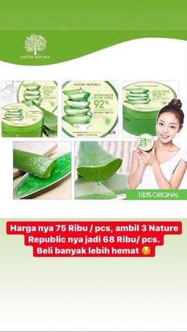 Nature Republic Aloevera Original Murah