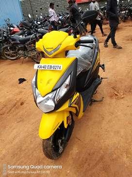 Good Condition Honda Dio Dlx with Warranty |  0274 Bangalore