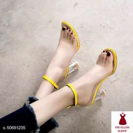 COD-Bonita Sandal Transparant Import