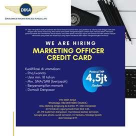 Direct Sales Credit Card