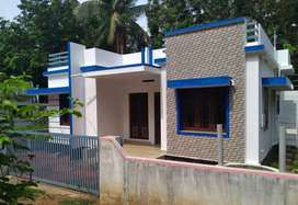 A NEW 3BHK 800SQ FT 3.5CENTS HOUSE IN MULAYAM,THRISSUR