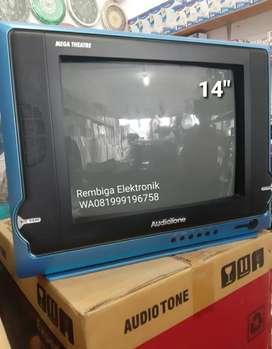 TV TABUNG Ukuran : 14 17 21