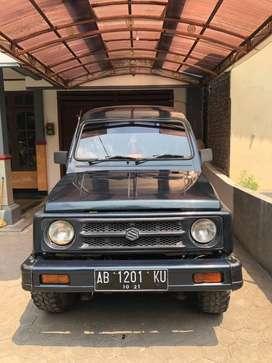 Suzuki Katana GX 1997 Istimewa