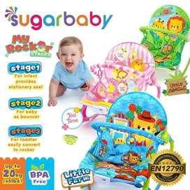 Bouncer baby sugar baby