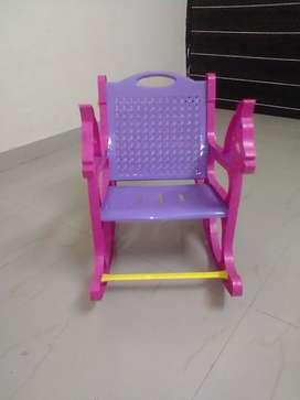 Horse rocking chair