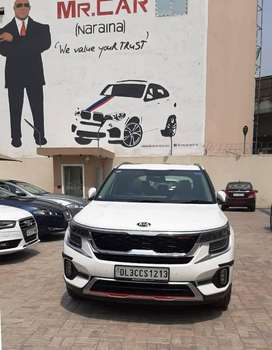 Kia Seltos GTX Plus, 2020, Petrol