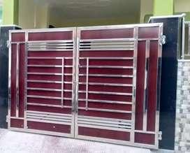 Steel  railing  design  Gate  all fabrication work