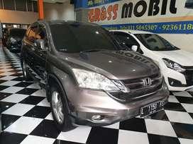 CRV 2.4cc i-VTEC 2010 facelift Automatic Jl. Bratang Jaya No 53 Sby